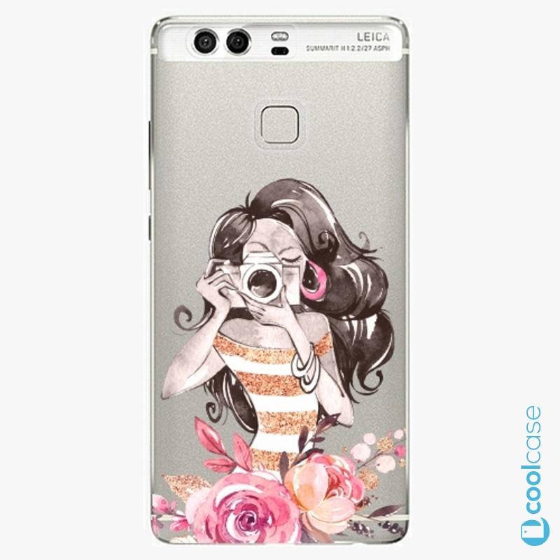 Silikonové pouzdro iSaprio - Charming na mobil Huawei P9