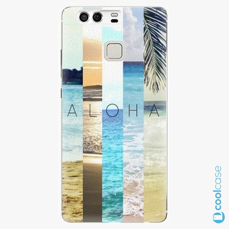 Silikonové pouzdro iSaprio - Aloha 02 na mobil Huawei P9