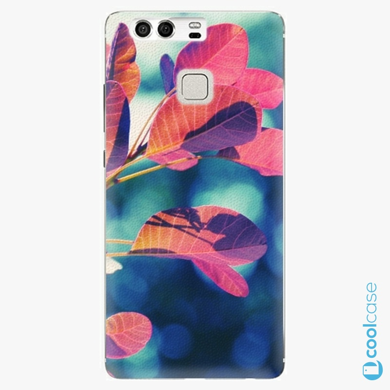 Silikonové pouzdro iSaprio - Autumn 01 na mobil Huawei P9