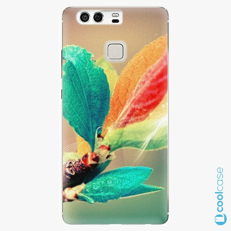 Silikonové pouzdro iSaprio - Autumn 02 na mobil Huawei P9