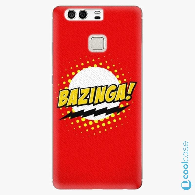 Silikonové pouzdro iSaprio - Bazinga 01 na mobil Huawei P9
