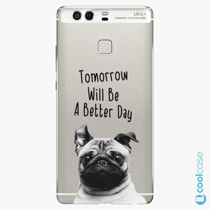 Silikonové pouzdro iSaprio - Better Day 01 na mobil Huawei P9