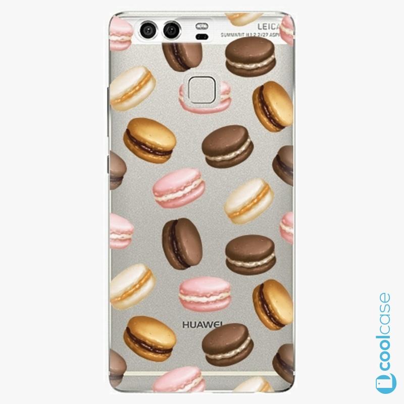 Silikonové pouzdro iSaprio - Macaron Pattern na mobil Huawei P9