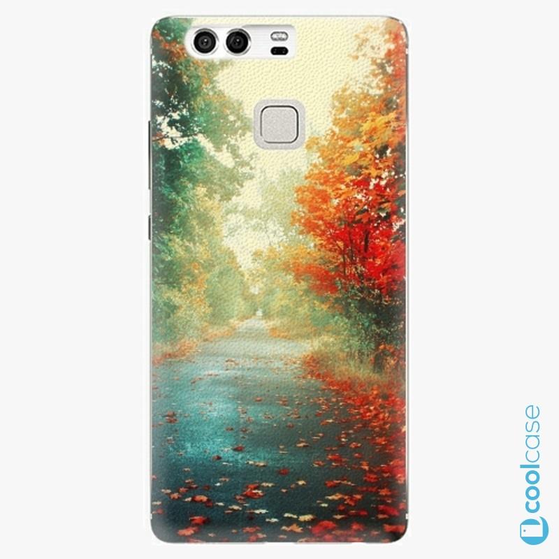 Silikonové pouzdro iSaprio - Autumn 03 na mobil Huawei P9