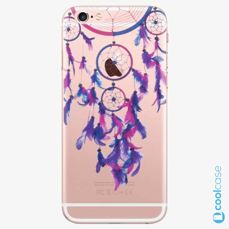 Silikonové pouzdro iSaprio - Dreamcatcher 01 na mobil Apple iPhone 6 Plus / 6S Plus