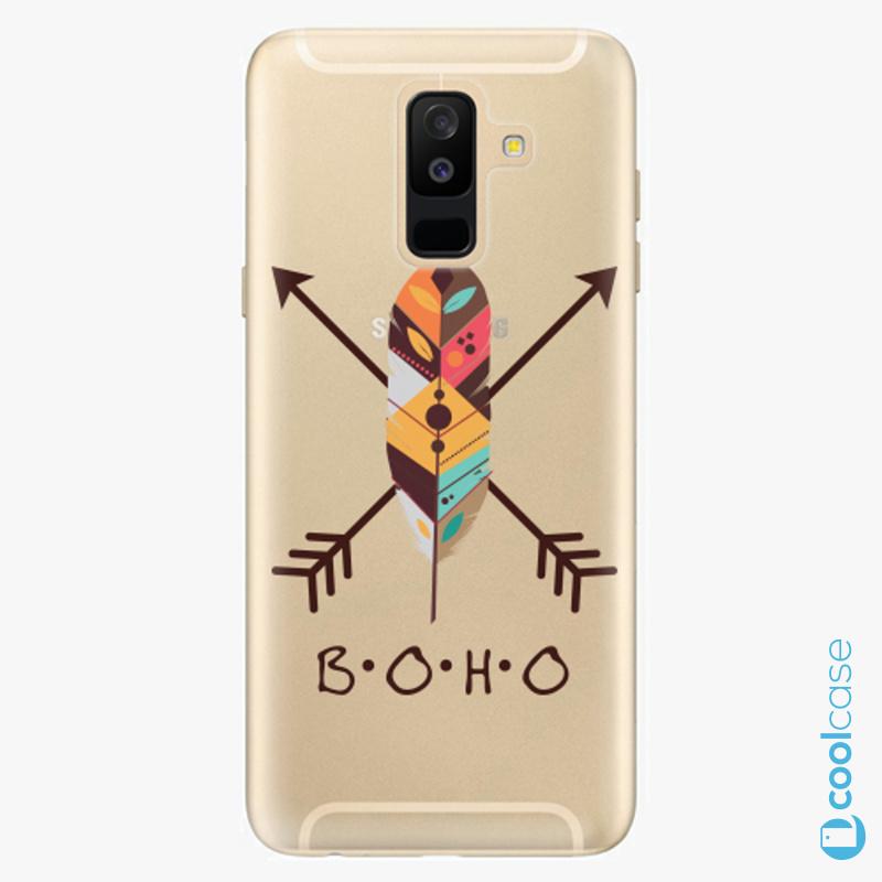 Silikonové pouzdro iSaprio - BOHO na mobil Samsung Galaxy A6 Plus