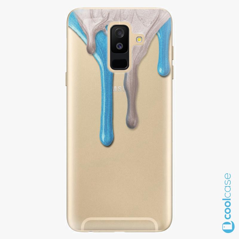 Silikonové pouzdro iSaprio - Varnish 01 na mobil Samsung Galaxy A6 Plus