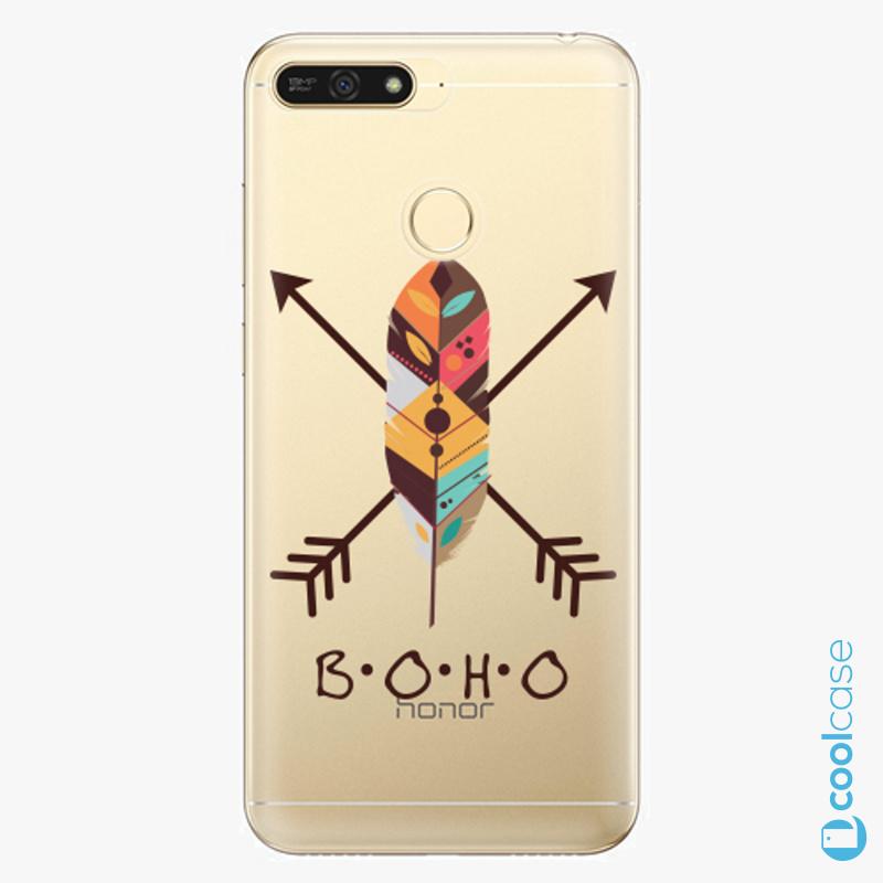 Silikonové pouzdro iSaprio - BOHO na mobil Honor 7A