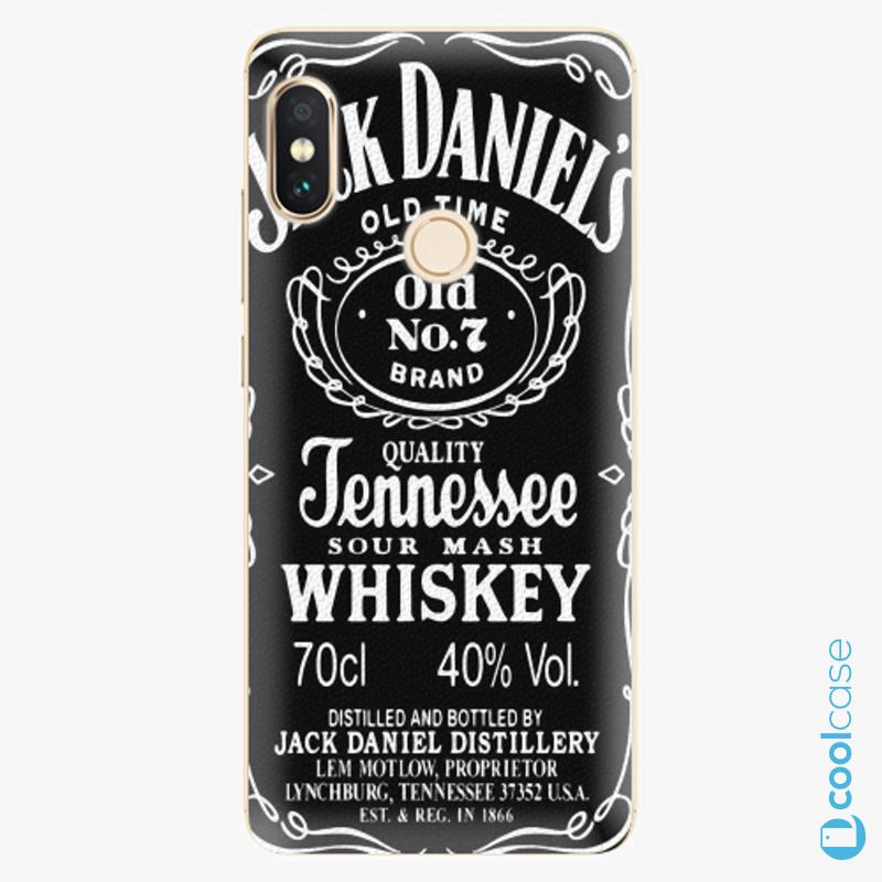 Silikonové pouzdro iSaprio - Jack Daniels na mobil Xiaomi Redmi Note 5