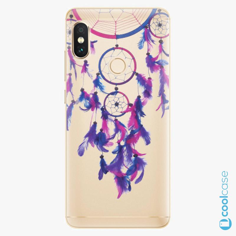 Silikonové pouzdro iSaprio - Dreamcatcher 01 na mobil Xiaomi Redmi Note 5