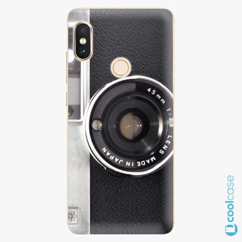 Silikonové pouzdro iSaprio - Vintage Camera 01 na mobil Xiaomi Redmi Note 5