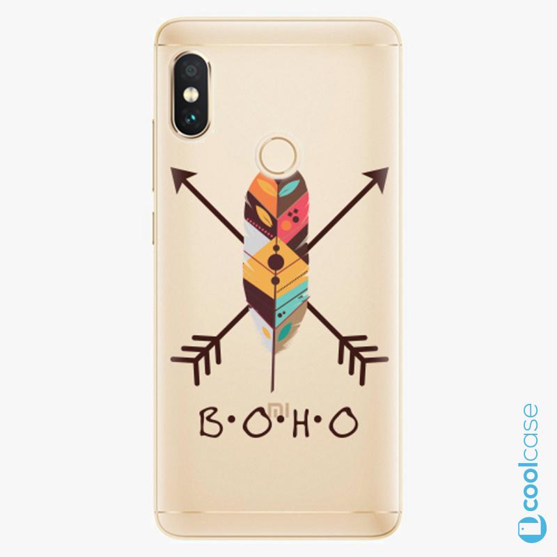 Silikonové pouzdro iSaprio - BOHO na mobil Xiaomi Redmi Note 5