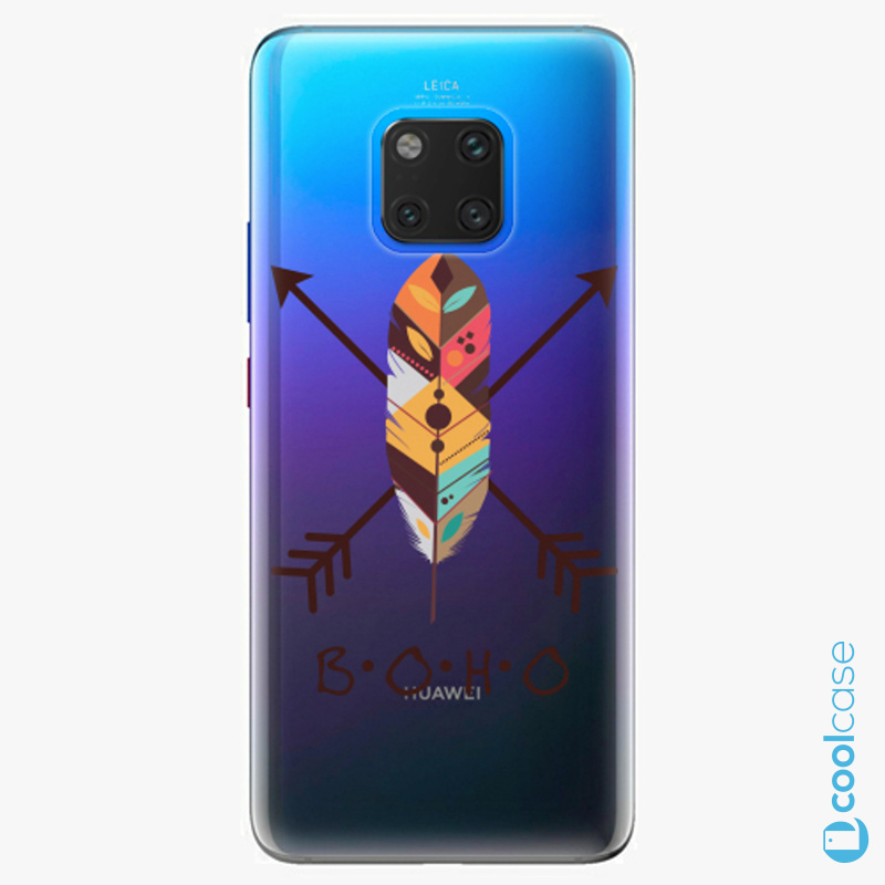 Silikonové pouzdro iSaprio - BOHO na mobil Huawei Mate 20 Pro