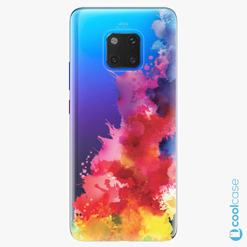 Silikonové pouzdro iSaprio - Color Splash 01 na mobil Huawei Mate 20 Pro