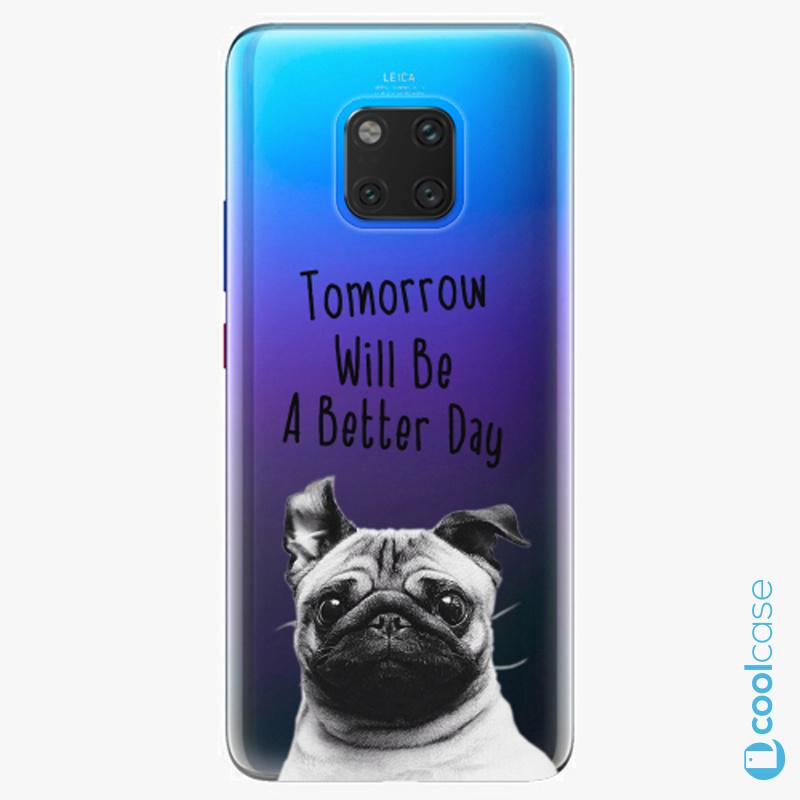 Silikonové pouzdro iSaprio - Better Day 01 na mobil Huawei Mate 20 Pro