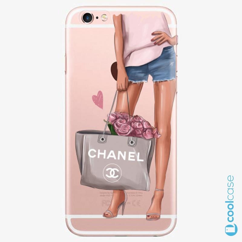 Silikonové pouzdro iSaprio - Fashion Bag na mobil Apple iPhone 6 Plus / 6S Plus