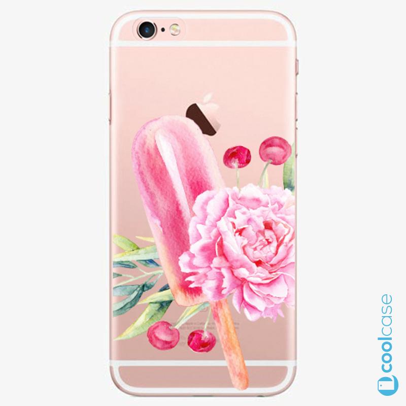 Silikonové pouzdro iSaprio - Sweets Popsicle na mobil Apple iPhone 6 Plus / 6S Plus