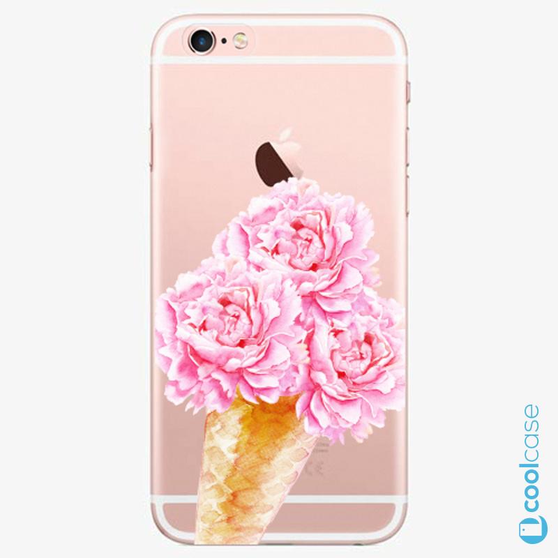 Silikonové pouzdro iSaprio - Sweets Ice Cream na mobil Apple iPhone 6 Plus / 6S Plus