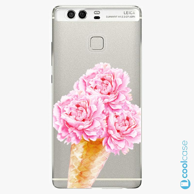 Silikonové pouzdro iSaprio - Sweets Ice Cream na mobil Huawei P9